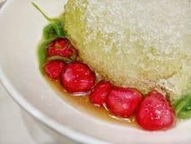 Thais dessert Stock Afbeeldingen