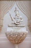 Thais engelenstandbeeld Royalty-vrije Stock Afbeeldingen
