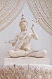 Thais engelenstandbeeld Stock Afbeelding