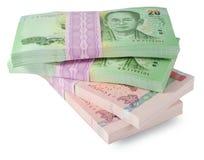 Thais geld stock foto