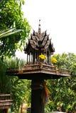 Thais heiligdom Stock Foto's