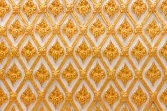 Thais het Betegelen Patroon royalty-vrije stock afbeelding