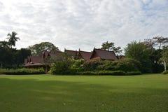 Thais Huis stock afbeelding