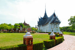 Thais Kasteel 03 Stock Foto's