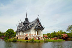 Thais Kasteel 02 Stock Afbeeldingen
