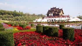 Thais koninklijk paviljoen (Ho Kum Luang) Royalty-vrije Stock Fotografie