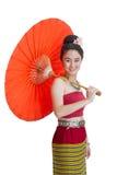 Thais Kostuum Stock Fotografie