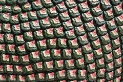Thais kunst decoratief patroon royalty-vrije stock afbeelding