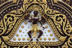 Thais kunstontwerp Royalty-vrije Stock Afbeeldingen
