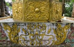 Thais kunstpatroon Royalty-vrije Stock Foto