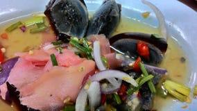 Thais-Lebensmittel Stockbild