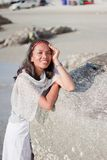 Thais Meisjesportret Stock Fotografie