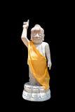Thais monniksstandbeeld Royalty-vrije Stock Afbeelding