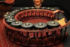 Thais muzikaal instrument Royalty-vrije Stock Afbeelding