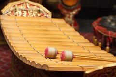 Thais muzikaal instrument Stock Foto's