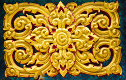 Thais oud art. Royalty-vrije Stock Afbeelding