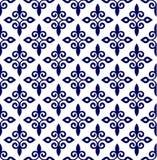 Thais patroon stock illustratie