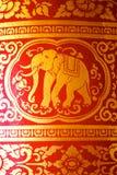 Thais patroon Stock Afbeeldingen