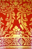 Thais patroon Royalty-vrije Stock Afbeelding
