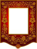 Thais patroonkader Royalty-vrije Stock Foto's