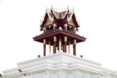 Thais Paviljoen Royalty-vrije Stock Foto's