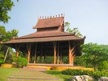 Thais paviljoen Royalty-vrije Stock Afbeeldingen