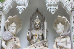 Thais standbeeld Royalty-vrije Stock Afbeelding