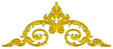 Thais stijlpatroon Royalty-vrije Stock Afbeelding