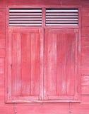 Thais venster Royalty-vrije Stock Afbeelding