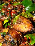 Thais voedsel 01 Royalty-vrije Stock Afbeeldingen