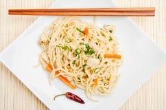 Thais voedsel Royalty-vrije Stock Afbeelding
