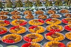 Thais voedsel. Royalty-vrije Stock Afbeeldingen