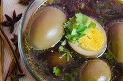 Thais voedsel - beweeg gebraden gerecht #6 Royalty-vrije Stock Afbeeldingen