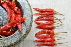 Thais voedsel en het koken Stock Afbeeldingen