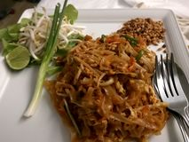 Thais Voedsel Tahiland royalty-vrije stock afbeeldingen