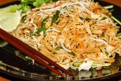 Thais voedselstootkussen Thai Royalty-vrije Stock Foto's
