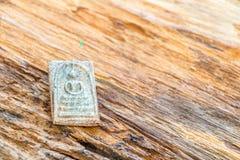 Thaise Amulet Stock Afbeelding