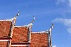 Thaise Architectuur royalty-vrije stock foto