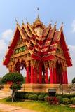 Thaise Architectuur Royalty-vrije Stock Afbeelding