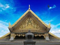 Thaise architectuur Stock Afbeelding