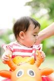 Thaise Baby Royalty-vrije Stock Afbeeldingen