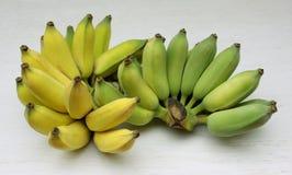 Thaise bananen Stock Afbeeldingen