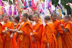 Thaise beginner in Bewoordingstempel stock afbeelding