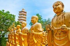 Thaise Boedha Stock Afbeelding