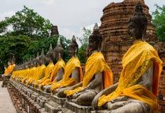 Thaise Boedha Stock Afbeeldingen