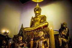 Thaise Buddhas 4 Stock Afbeelding