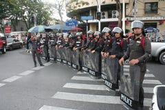 Thaise cop Stock Foto