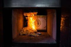 Thaise crematieceremonie Royalty-vrije Stock Foto