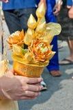 Thaise cultuur. Royalty-vrije Stock Afbeeldingen