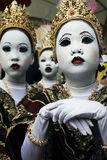 Thaise dansers stock fotografie